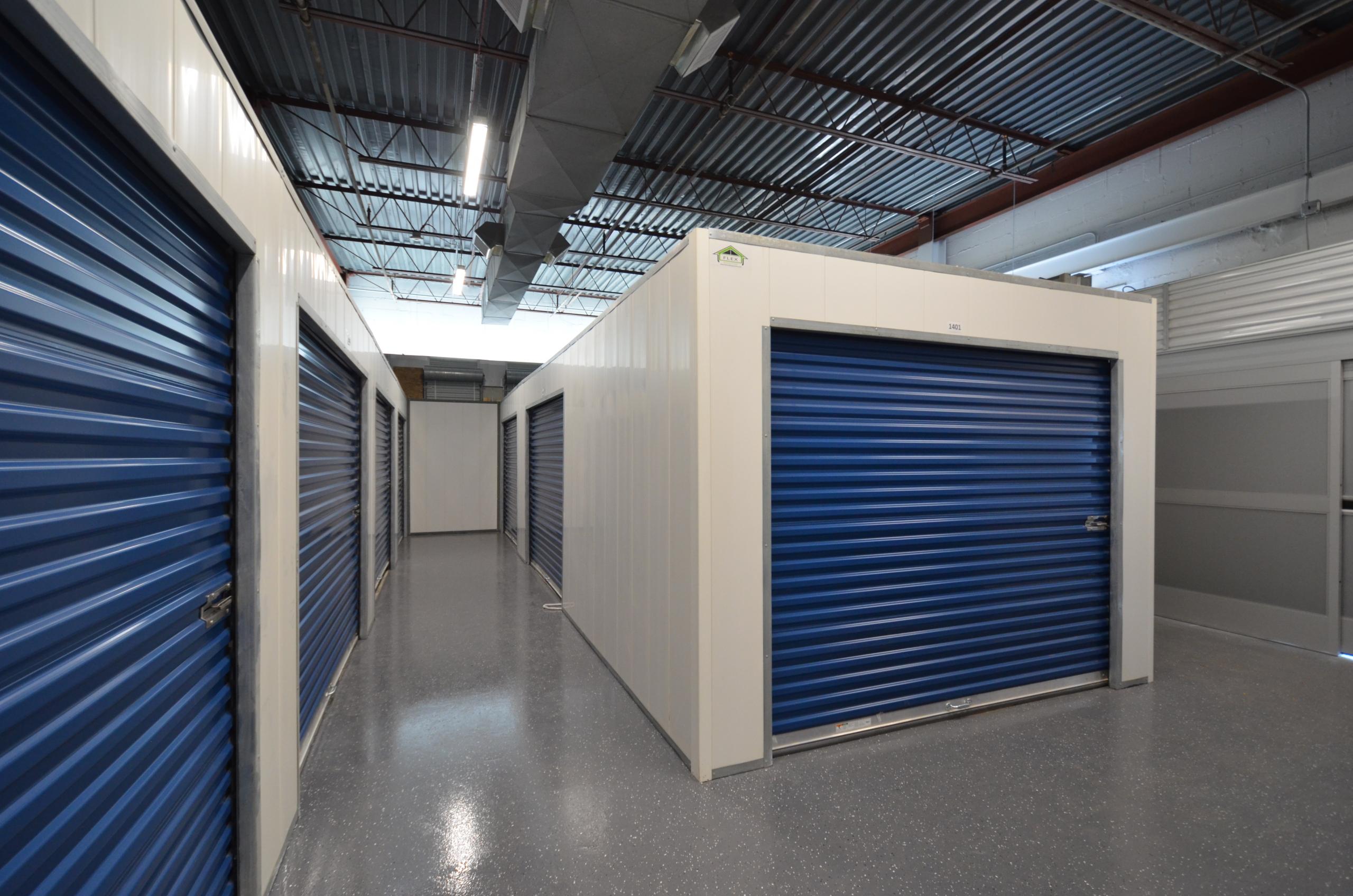 Indoor Storage Solutions