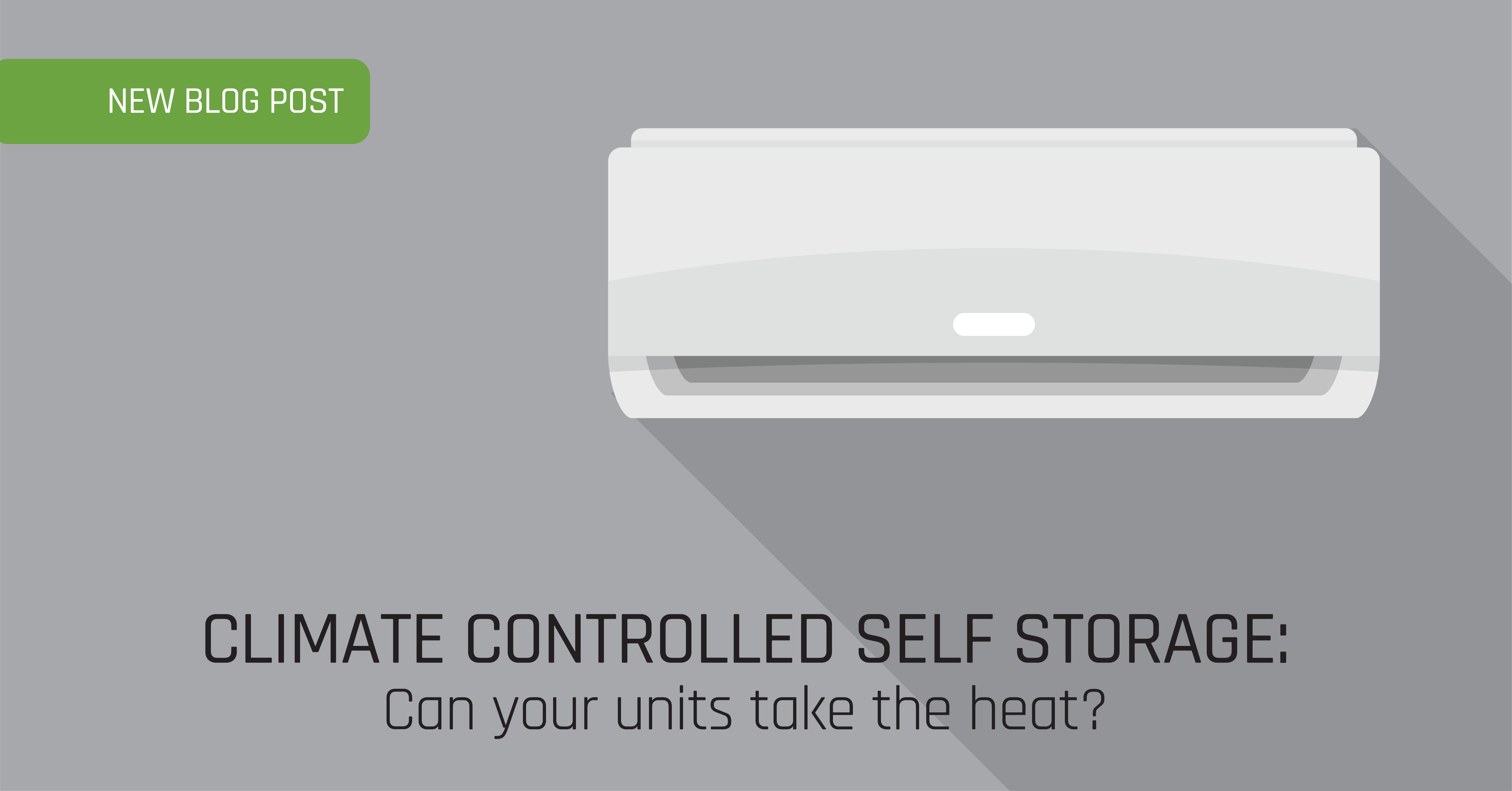 climate controlled self-storage